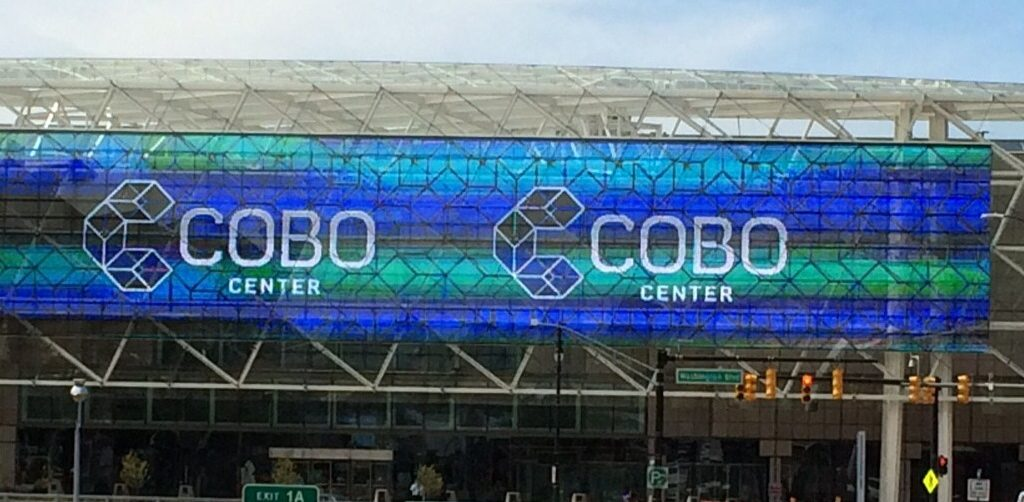 COBO New Sign